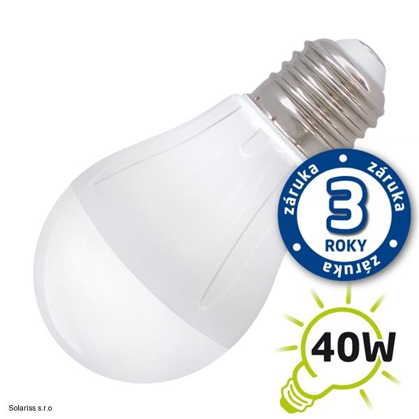 LED ziarovka 5w E27